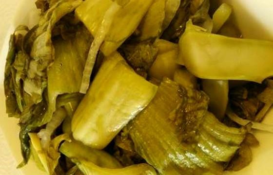 Cần Thơ phát hiện trên 2 tấn dưa cải có chứa chất vàng ô ảnh 1