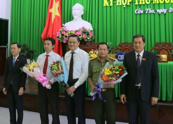 Chủ tịch UBND quận Ninh Kiều được bầu làm Phó Chủ tịch UBND TP Cần Thơ ảnh 2
