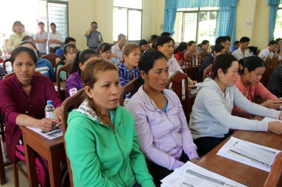Nhiều doanh nghiệp muốn tuyển 10.000 công nhân Trà Vinh bị mất việc trước Tết ảnh 4