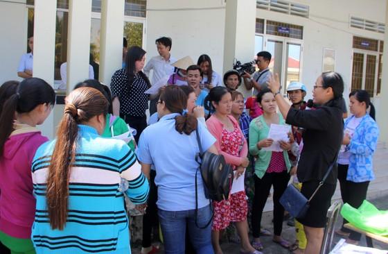 Nhiều doanh nghiệp muốn tuyển 10.000 công nhân Trà Vinh bị mất việc trước Tết ảnh 3