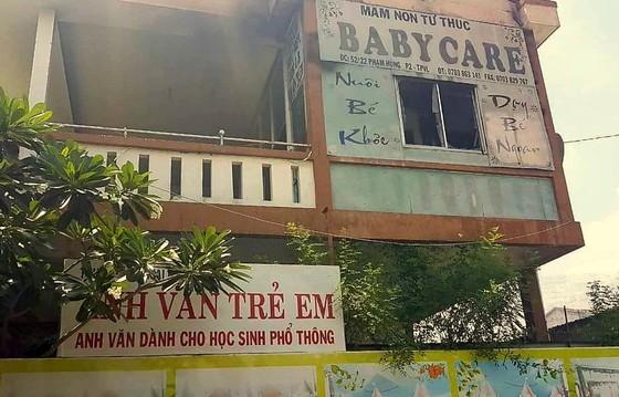 Cháy trường mầm non, trên 100 trẻ sơ tán khẩn cấp ảnh 1