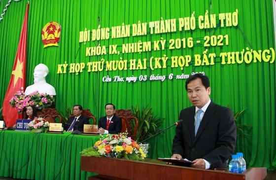 Ông Lê Quang Mạnh giữ chức Chủ tịch UBND TP Cần Thơ ảnh 1
