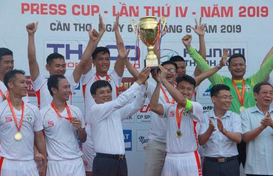 Đội VTV vô địch tại Chung kết Press Cup 2019 ảnh 1