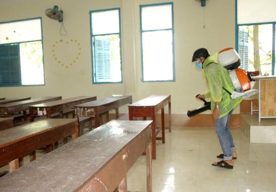 Kiên Giang: Cho học sinh nghỉ học do ảnh hưởng dịch Corona ảnh 3