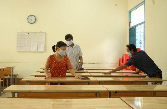 Kiên Giang: Cho học sinh nghỉ học do ảnh hưởng dịch Corona ảnh 2