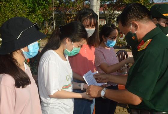 Hoàn thành cách ly 105 người trở về từ Indonesia ảnh 1