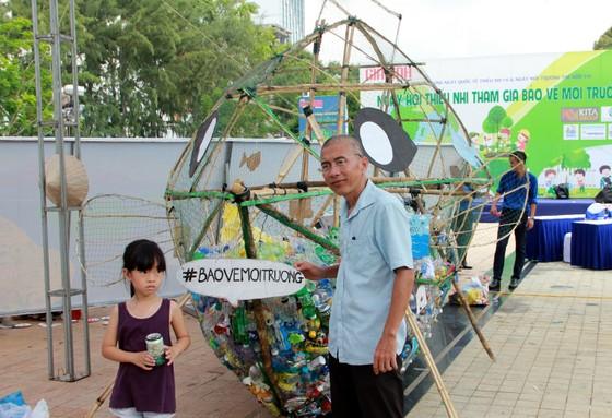 Ngày hội Thiếu nhi tham gia bảo vệ môi trường ảnh 7