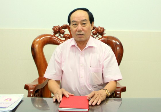 Ông Nguyễn Văn Quận tái đắc cử Bí thư Thành ủy Sóc Trăng ảnh 1