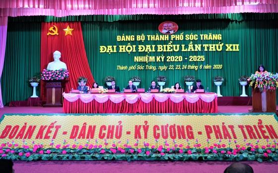 Ông Nguyễn Văn Quận tái đắc cử Bí thư Thành ủy Sóc Trăng ảnh 2