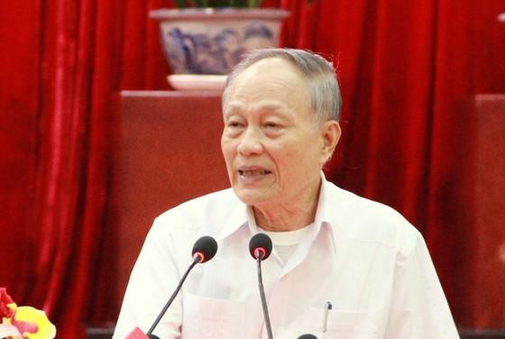 Chủ tịch Quốc hội Nguyễn Thị Kim Ngân tiếp xúc cử tri tại TP Cần Thơ ảnh 2