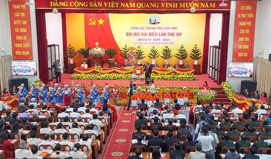 Khai mạc Đại hội đại biểu Đảng bộ TP Cần Thơ lần thứ XIV ảnh 3