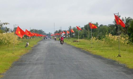 Khánh thành tuyến đường 1.200 tỷ đồng kết nối vùng kinh tế trọng điểm tôm – lúa  ảnh 2
