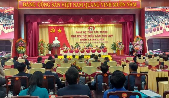 Khai mạc Đại hội Đảng bộ tỉnh Sóc Trăng lần thứ XIV ảnh 1