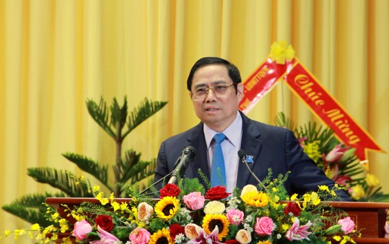 Khai mạc Đại hội Đảng bộ tỉnh Sóc Trăng lần thứ XIV ảnh 2