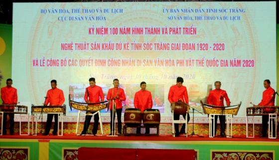 Nhạc ngũ âm, múa Rom-Vong, nghề làm bánh pía trở thành Di sản Văn hoá phi vật thể  ảnh 3