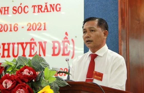 Ông Trần Văn Lâu làm Chủ tịch UBND tỉnh Sóc Trăng ảnh 1