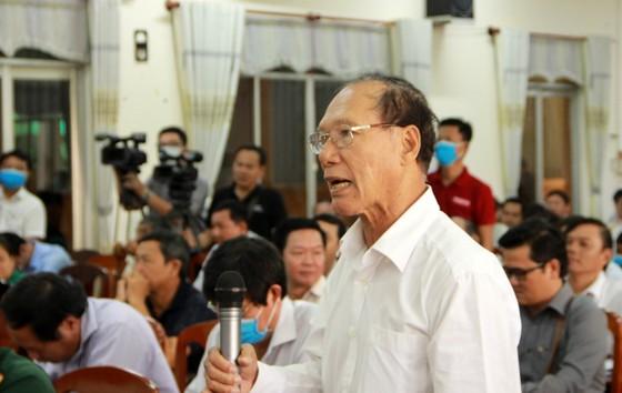 Chủ tịch Quốc hội Nguyễn Thị Kim Ngân: Đẩy nhanh phát triển giao thông ở ĐBSCL ảnh 1