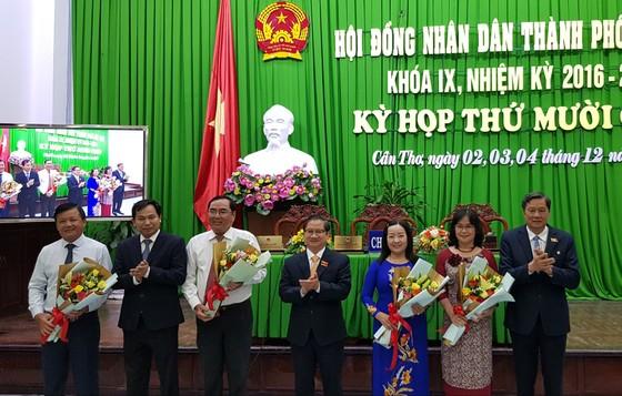 Cần Thơ có 3 tân Phó Chủ tịch UBND TP ảnh 2