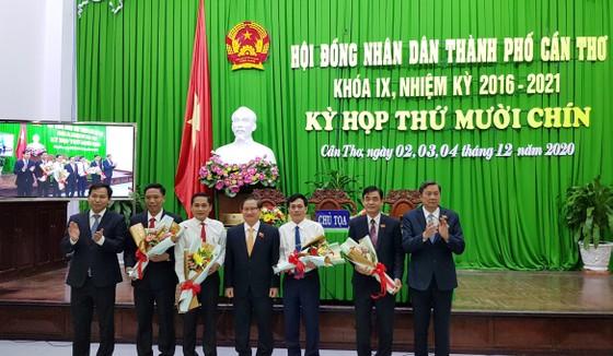 Cần Thơ có 3 tân Phó Chủ tịch UBND TP ảnh 1