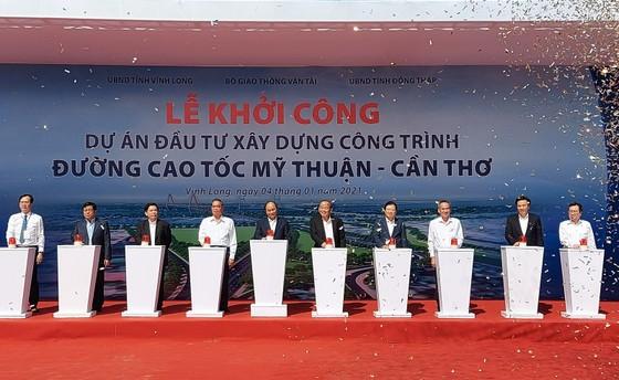 Khởi công cao tốc Mỹ Thuận – Cần Thơ ảnh 1