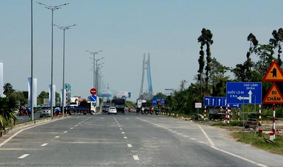 Cao tốc Lộ Tẻ - Rạch Sỏi chính thức thông xe ảnh 2