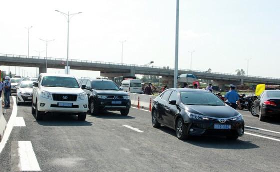 Cao tốc Lộ Tẻ - Rạch Sỏi chính thức thông xe ảnh 3