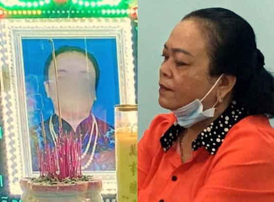 Khởi tố người phụ nữ tổ chức đám tang giả ảnh 1