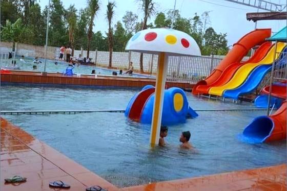Bé trai 6 tuổi đuối nước tử vong tại hồ bơi ảnh 1