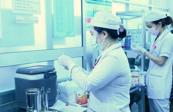 Cần Thơ triển khai tiêm vaccine phòng Covid-19 ảnh 1