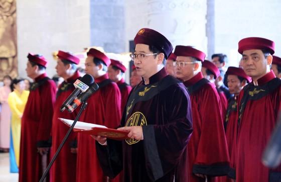 Lần đầu tiên tổ chức giỗ Tổ tại Đền thờ Vua Hùng - Cần Thơ ảnh 2