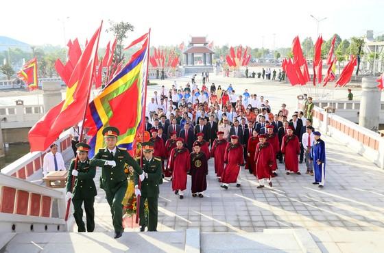 Lần đầu tiên tổ chức giỗ Tổ tại Đền thờ Vua Hùng - Cần Thơ ảnh 3
