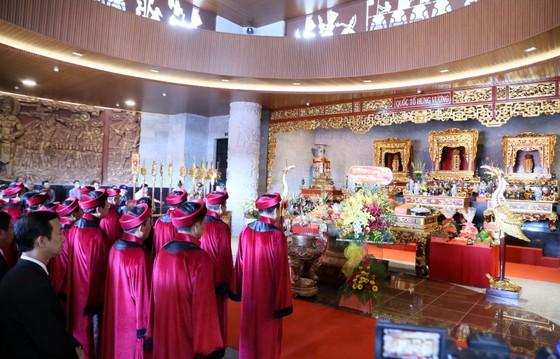 Lần đầu tiên tổ chức giỗ Tổ tại Đền thờ Vua Hùng - Cần Thơ ảnh 4
