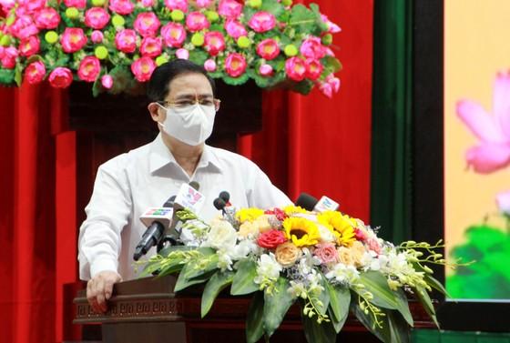 Thủ tướng Chính phủ Phạm Minh Chính gặp gỡ và tiếp xúc cử tri Cần Thơ ảnh 1