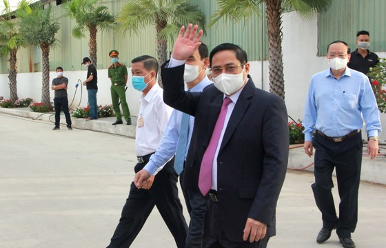 Thủ tướng Chính phủ dự lễ Khai mạc bầu cử và bỏ phiếu tại TP Cần Thơ ảnh 1