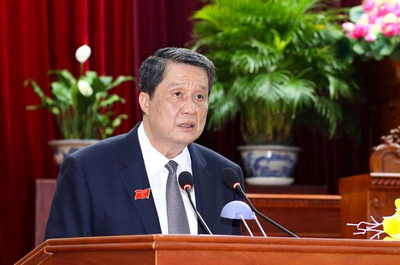 Chủ tịch HĐND và UBND TP Cần Thơ tái đắc cử ảnh 1