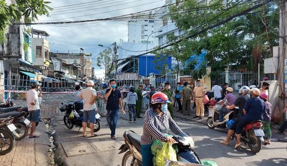 Phong tỏa một phần chợ đầu mối Tân An lớn nhất TP Cần Thơ ảnh 2