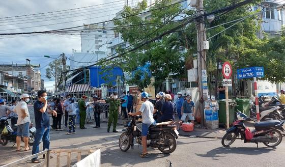 Phong tỏa một phần chợ đầu mối Tân An lớn nhất TP Cần Thơ ảnh 1