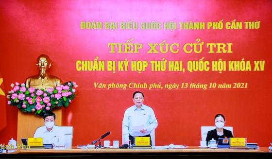 Thủ tướng Phạm Minh Chính: 'Không ai được ban hành các giấy phép con' ảnh 1