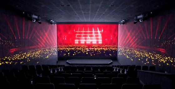 Màn hình chiếu phim 270 độ lần đầu tiên có mặt tại Việt Nam ảnh 1