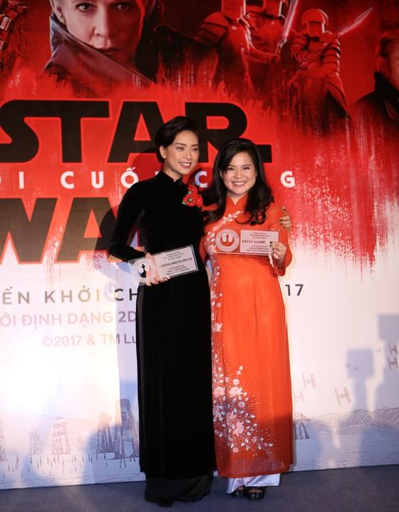 Ngô Thanh Vân như phải học lại từ đầu khi đóng Star Wars ảnh 2