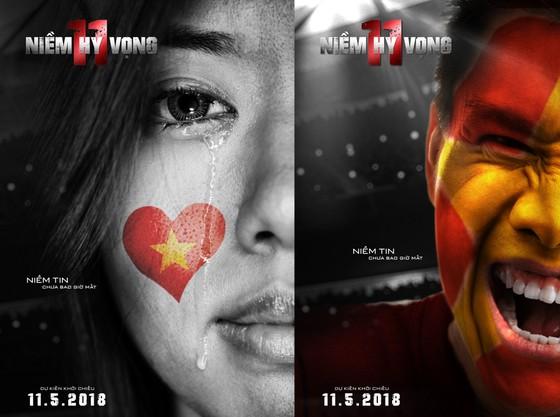 Dàn sao Việt tề tựu cổ vũ cho tuyển Việt Nam ảnh 2