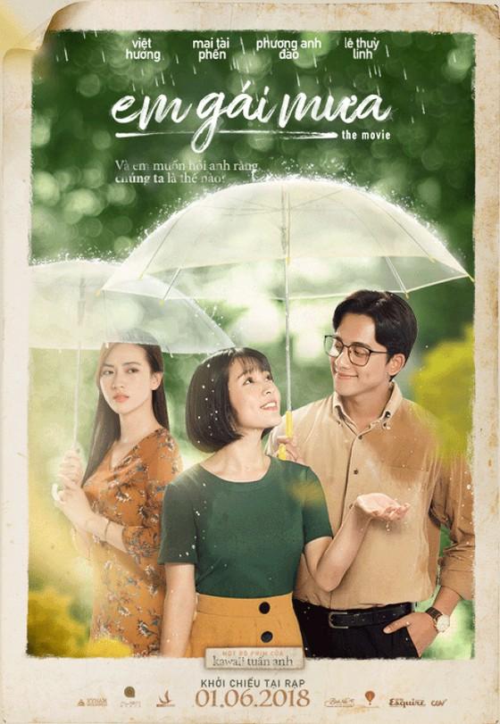 Sau MV gây sốt, Em gái mưa có phiên bản điện ảnh ảnh 2