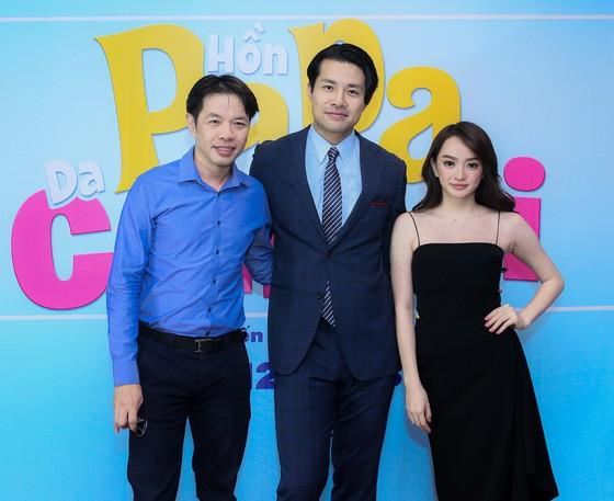 Thái Hòa hoán đổi thân xác với Kaity Nguyễn trong phim mới ảnh 1