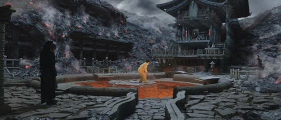Phim Châu Á đầu tiên chiếu bằng công nghệ IMAX ảnh 1