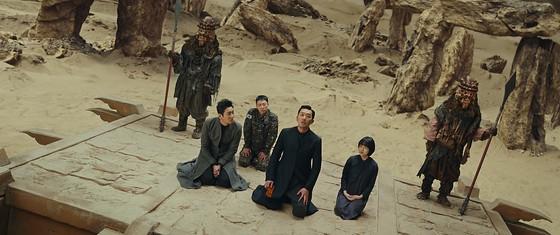 Phim Châu Á đầu tiên chiếu bằng công nghệ IMAX ảnh 2