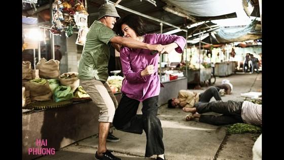 Nghẹt thở với phim hành động cuối cùng của Ngô Thanh Vân ảnh 1