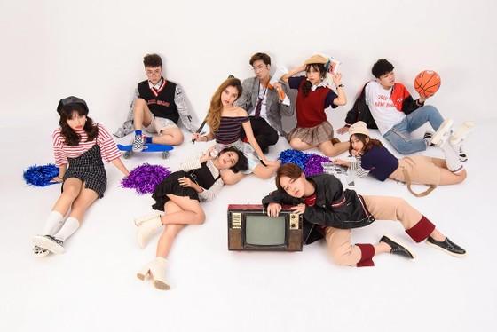 Nhóm nhạc teen Việt lột xác trong album đầu tay ảnh 1