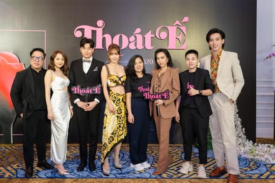 Tham gia phim mới, Minh Hằng đảm nhận 3 vai trò ảnh 3