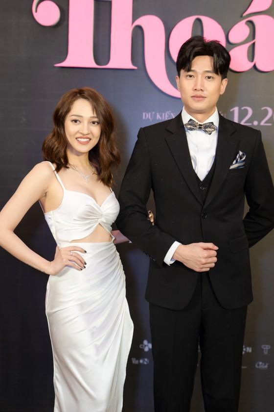 Tham gia phim mới, Minh Hằng đảm nhận 3 vai trò ảnh 2