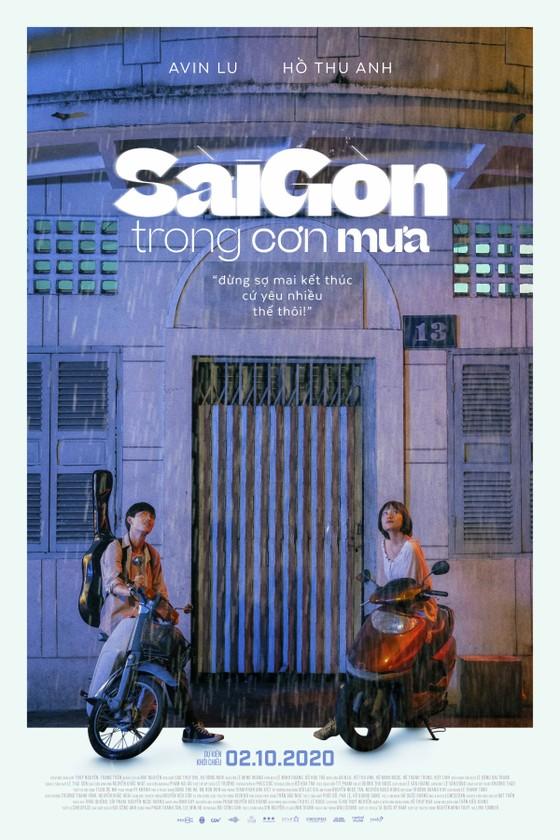 Mùa mưa Sài Gòn lên phim điện ảnh ảnh 4